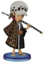 ONE PIECE World Collectable Figure -Wano Country 2-Trafalgar Law