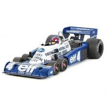 TAMIYA 1/20 Grand Prix Collection Series No.53 Tyrell P34 1977 Monaco GP Plastic Model 20053