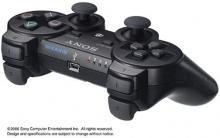 Wireless controller (SIXAXIS)