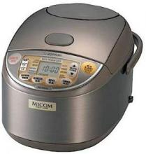 Zojirushi Overseas Supported Rice Cooker Extremely cooked 10 go / 220-230V NS-YMH18