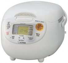 Overseas Supported Rice Cooker Zoji...