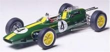TAMIYA 1/20 Grand Prix Collection Series No.44 Lotus 25 Coventry Climax Plastic Model 20044