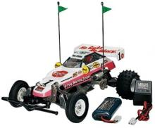 Tamiya 1/10 XB Series No.56 XB Mighty Frog 2.4GHz Painted Finished Product with Propo 57756