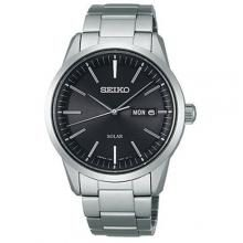 SEIKO Watch Spirit Spirit Smart Solar Sapphire Glass Anti-magnetic Watch Easy Adjust Band SBPX063