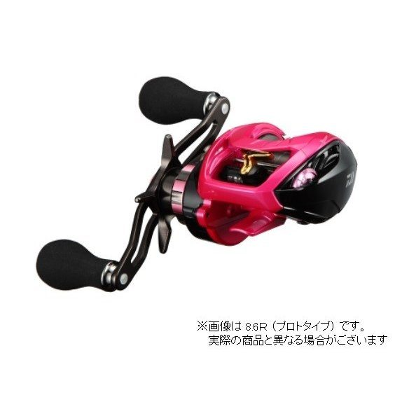 DAIWA Reel Red Fang TW Hyper Custom...