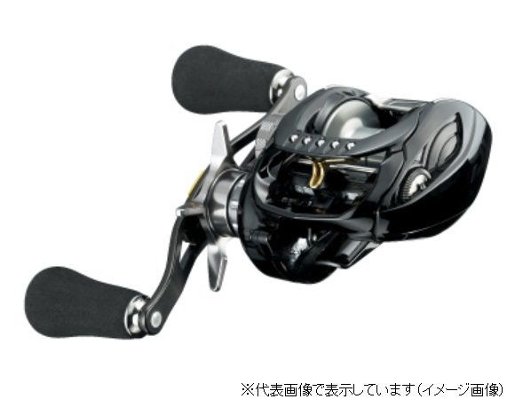 DAIWA reel Zillion TW HD 1520H