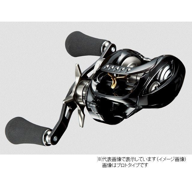 DAIWA reel Zillion TW HD 1520-CC