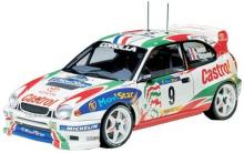 TAMITA 1/24 Sports Car No.209 Toyota Corolla WRC Plastic Model 24209