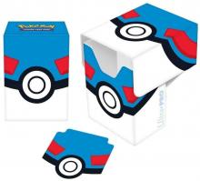 Pokemon Card Game Deck Case Super B...