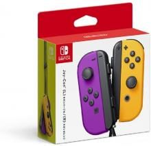 Nintendo Switch Joy-Con (L) Neon Pu...
