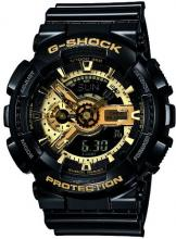 CASIO G-SHOCK GA-110GB-1AJF Black