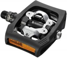 SHIMANO Double-sided SPD pedal CLICK  R PEDAL PD-T400 Black EPDT400LR