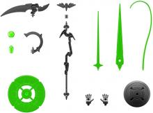 30MM Customized Weapons (Magic Armed) 1/144 Scale Color-coded Plastic Model