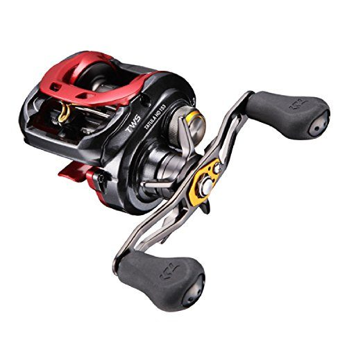 Daiwa Tatula HD153HL-TW (left handle) Casting Reel