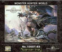 1000TPieces Puzzle Monster Hunter: ...