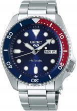 SEIKO 5 SPORTS Automatic winding mechanical SRPD53K1 Blue x Red Pepsi color