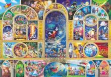 2000Pieces Disney All Character Dre...