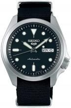 SEIKO 5 SPORTS Automatic Mechanical Mens Seiko Five Sport SRPE67K1 Black