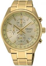SSB382P1 SEIKO Chronograph Beige Men'sAnalog Business Quartz SEIKO