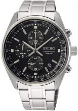 SSB379P1 SEIKO Chronograph Black Men'sAnalog Business Quartz SEIKO