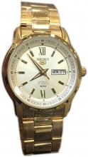 SNKP20K1 SEIKO 5 Automatic Gold Men'sAnalog Business Automatic SEIKO