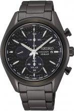 SSC773P1 SEIKO Solar Black Men'sAnalog Business Solar SEIKO