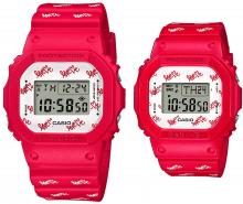 CASIO G-SHOCK G Presents Lover  s Collection 2020 LOV-20B-4JR Red