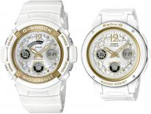 G-SHOCK G PRESENTS LOVER  S COLLECTION 2019 G-SHOCK × BABY-G pair set LOV-19A-7AJR Men's