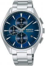 SEIKO WIRED AGAT437 Men's Silver