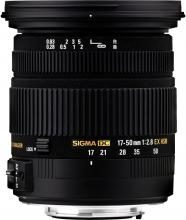 SIGMA 17-50mm F2.8 EX DC OS HSM for...