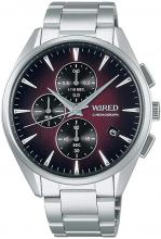 SEIKO WIRED AGAT439 Men's Silver