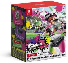 Splatoon 2 Ready-to-Play Pro Contro...