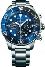 SEIKO Prospex 2019 Model SSC741P1 Save the Ocean Special Edition Blue Great White Shark