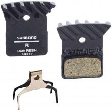 SHIMANO Disc Brake Pad L03A with Resin Fins Y8PU98040
