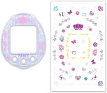 TAMAGOTCHI 4U Deco Set Jewel Dream ...