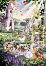 2000Pieces Puzzle Place on Disney W...