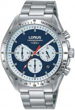 SEIKO LORUS Men'sWatch Blue 100m Water Resistant Chronograph RT339HX-9