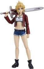 """figma Fate / Apocrypha Red """"Saber Plain Clothes ver. Non-scale ABS & PVC Painted Movable Figure"""