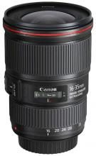 Canon Wide Angle Zoom Lens EF16-35m...