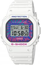 CASIO G-SHOCK Digital Limited Model Psychedelic Multi Colors DW-5600DN-7JF