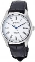 SEIKO Wrist Watches Presage Jade Dial Mechanical Dual Curve Sapphire Glass SARX049 Men's Black