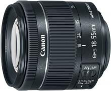 Canon EF-S 18-55 f/4-5.6 IS STM