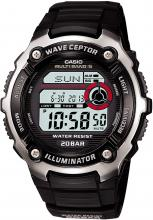 CASIO sports gear radio time signal WV-M200-1AJF men