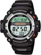 CASIO Sports Gear Twin Sensor SGW-300H-1AJF Black