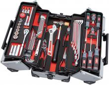 KTC Tool Set Double Open Metal Case Silver 56 Pieces SK35621WZ (2020-21 SK Product)