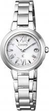 CITIZEN xC Eco-drive radio watch ES9430-54A Ladies Silver
