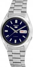 SEIKO 5 self-winding back skeleton watch NavyDial SNXS77K