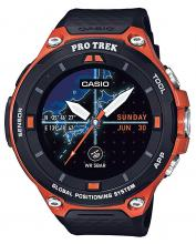 CASIO Watch Smart Outdoor Watch Pro Trek Smart GPS equipped WSD-F20-RG Black