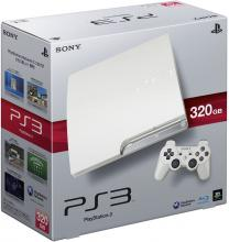 PlayStation 3 (320GB) Classic White...