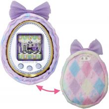 TAMAGOTCHI 4U Soft Case Colorful Me...